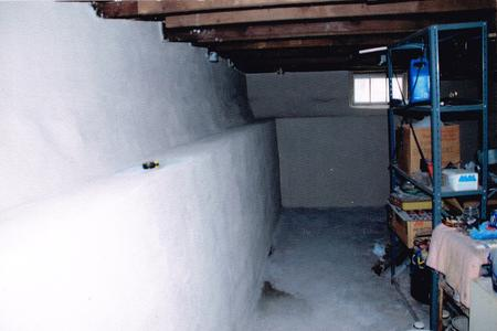 We can make your basement cleaner and more inviting. (After)