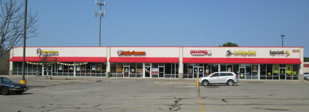 Make commercial tenants happy with a fresh exterior.